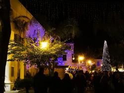 Остров Искья начал отмечать Рождество