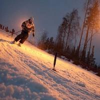 Ленинградский горнолыжный курорт «Красное озеро» принимает Кубок России по слоупстайлу