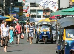 Таиланд готовится недополучить от российских туристов 1,5 млрд долларов в 2015 году