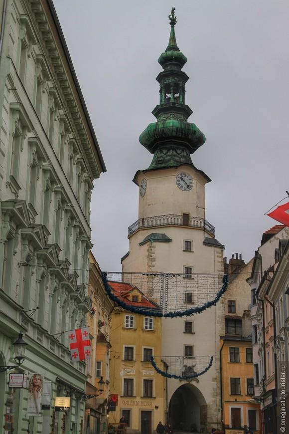 Михальская башня.