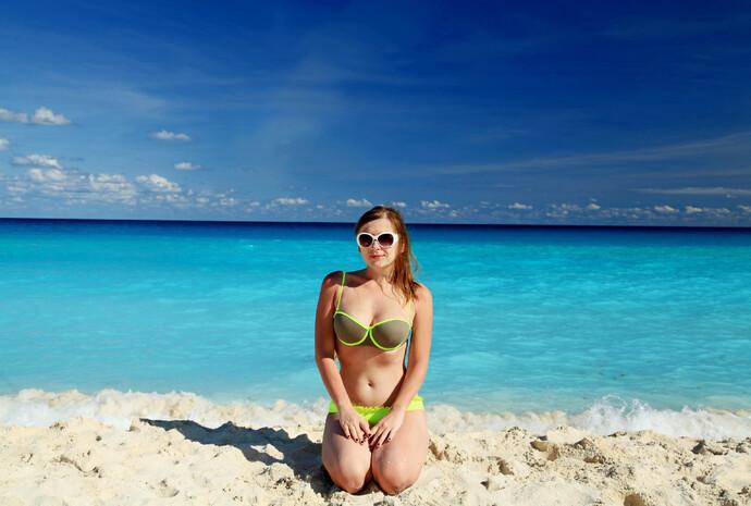 Канкун. Это счастье — побывать здесь