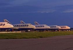 «Трансаэро» отменяет рейсы из Екатеринбурга в Домодедово