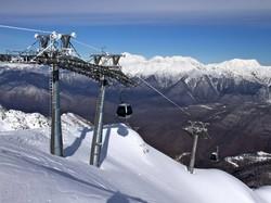 Мэрия Сочи попросила местных жителей не занимать горнолыжные трассы