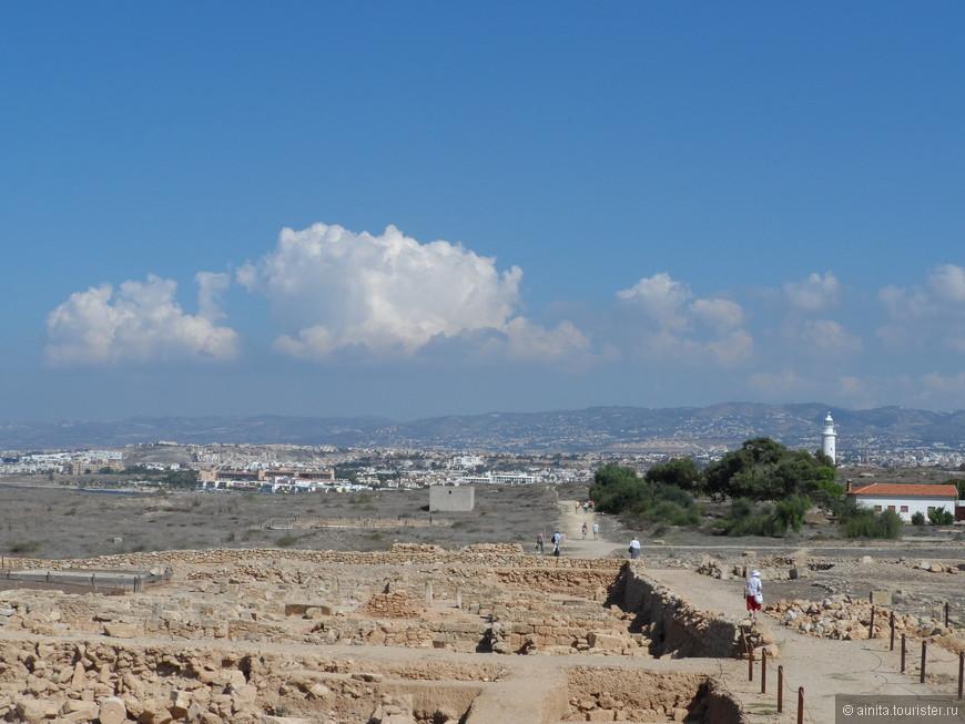 Археологический парк.