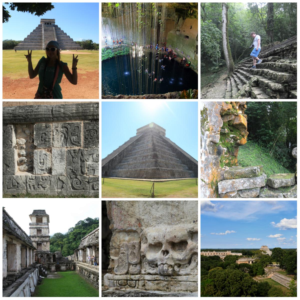 Рассказ-зарисовка о поездке в Мексику изоражения
