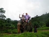 Экскурсия в национальный парк Као Сок