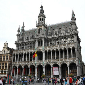 Случайный взгляд на Брюссель