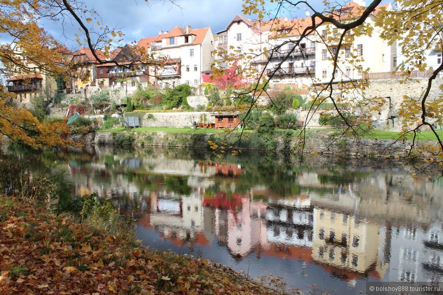 Моё любимое фото из Чехии.Смотрю на него и умиляюсь.Как там здорово!!!