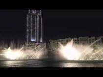 Дубай, фонтаны - фрагмент 2, 03:52