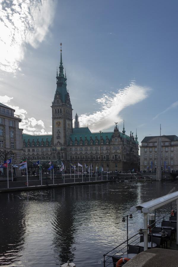 Гамбург знакомство с городом