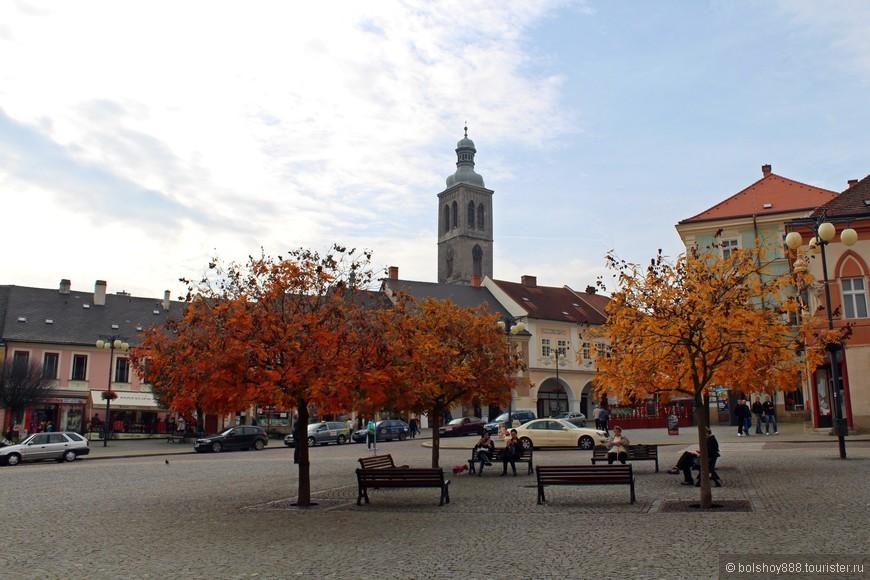 Осенняя пора-очей очарование!