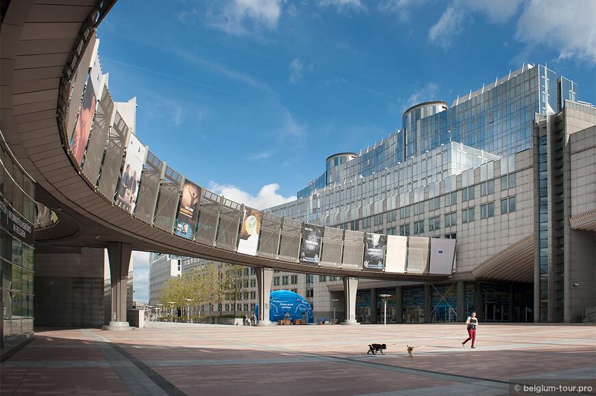 Комплекс зданий Европарламента