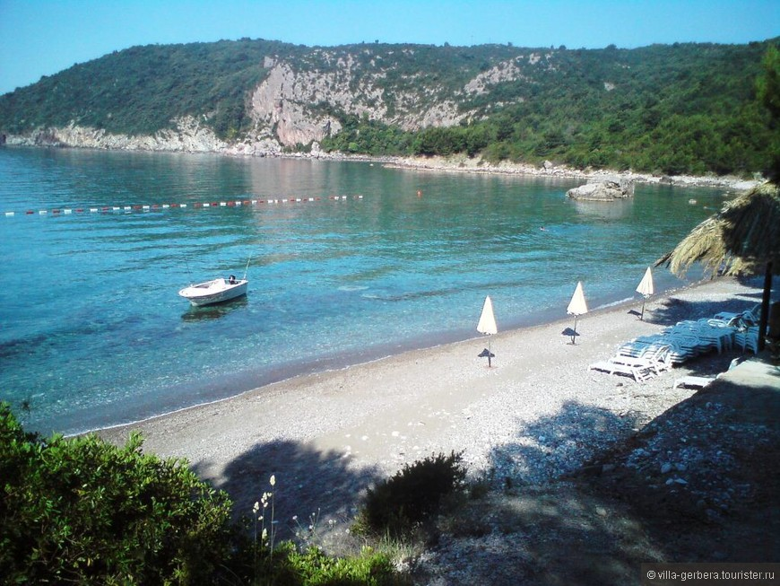 пляж Малевик