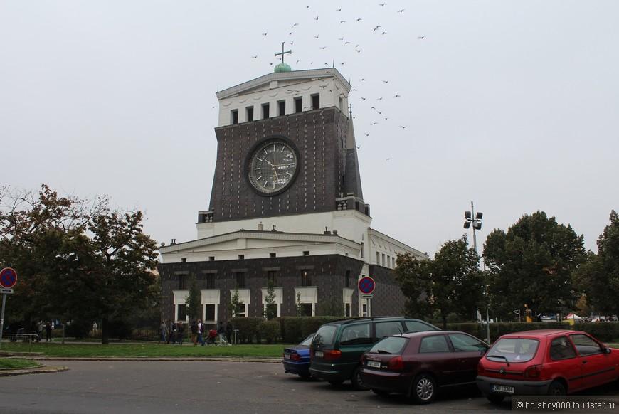 Церковь Пресвятого Сердца Господня на Виноградах
