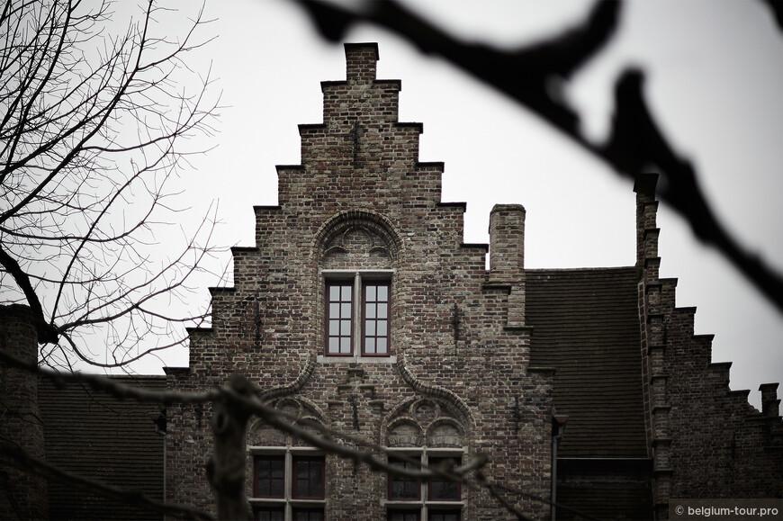 Самый распространенный вид фасада