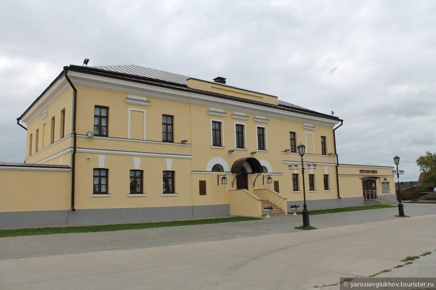 Музей истории Свияжска.