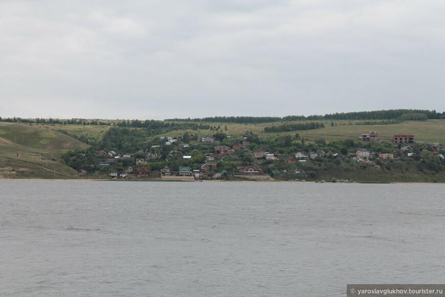 Вид на Петропавловскую Слобду.