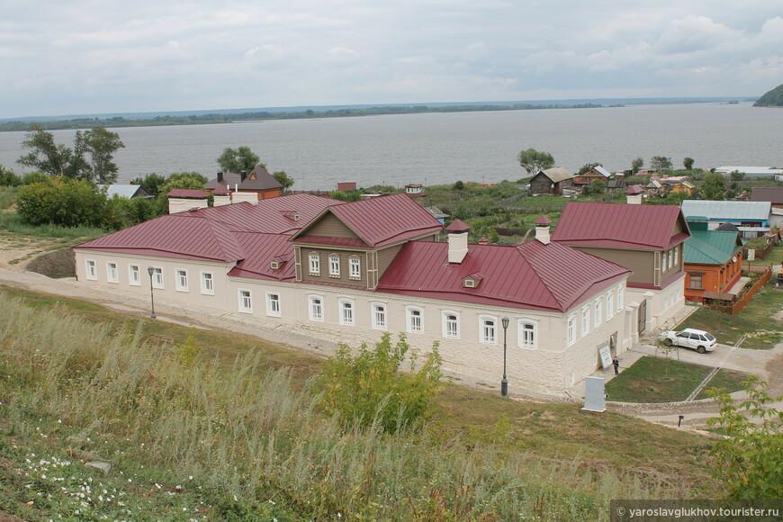 Дом Тимофеева-Терентьева-Бровкина-Дьячковых.