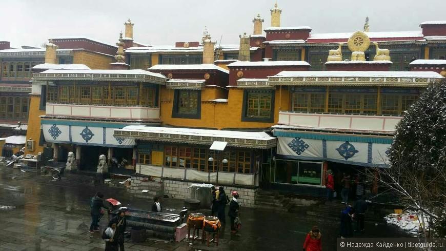 Джацзилаканг в Лхасе