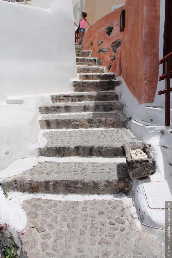 Улица-лестница.