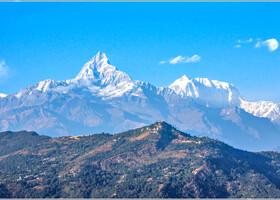 Гималаи. Анапурна. Непал
