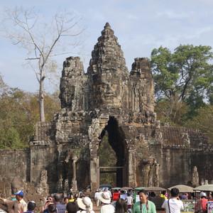 Новогодние каникулы в Камбодже