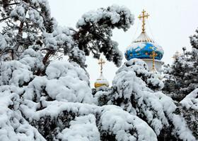 Белое Рождество в Краснодаре