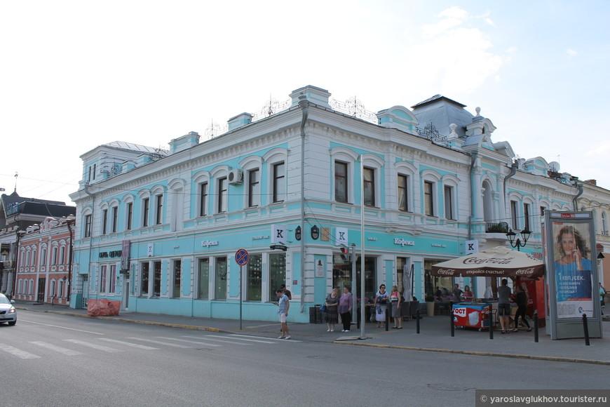 Дом В.Е. Соломина и В.Б. Смолина.