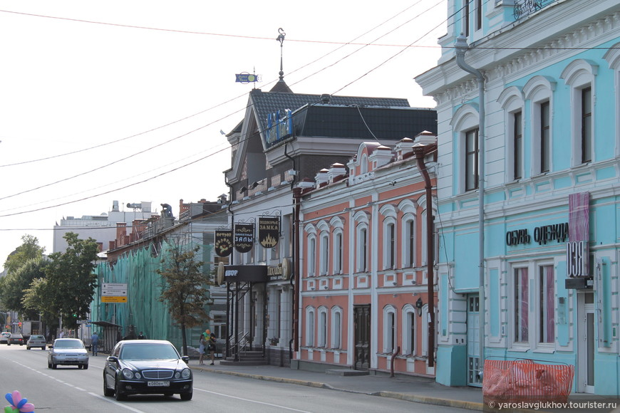 Улица Астрономическая.