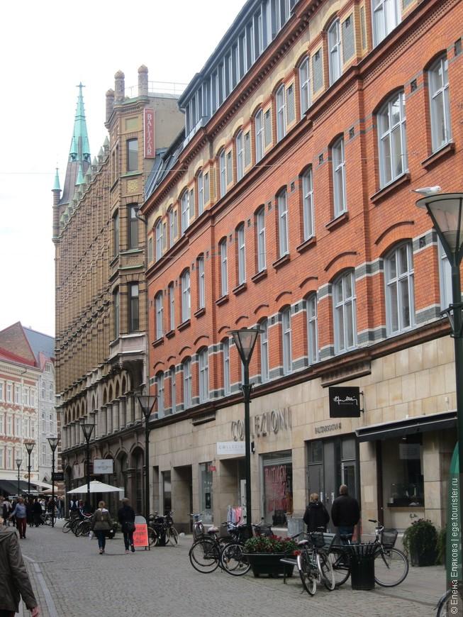 Улицы в Мальмё