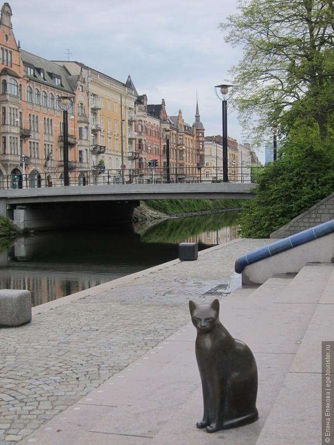 Каналы Мальмё