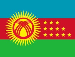 Туристы заинтересовались вымышленной страной Кырзбекистаном