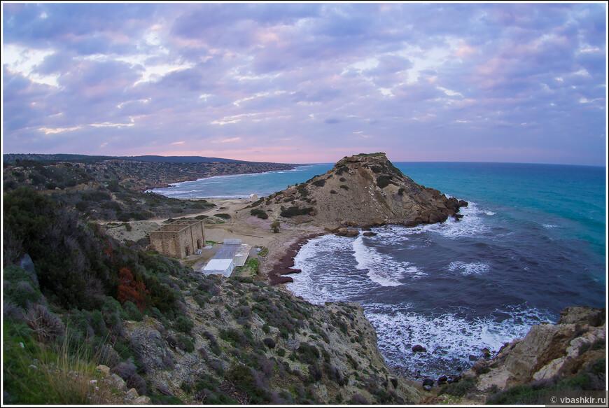 На полуострове Кормакитис