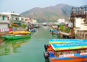 Гонконг — Деревня Тай-О