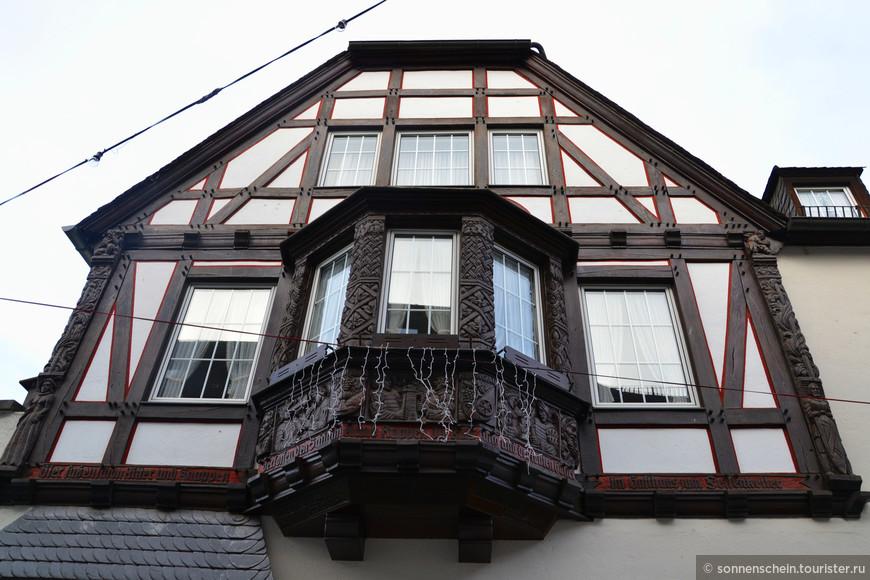 Уютный город несет в себе и немалую культурно – историческую ценность: c 2002 года Рюдесхайм был официально включен в список наследия Юнеско.