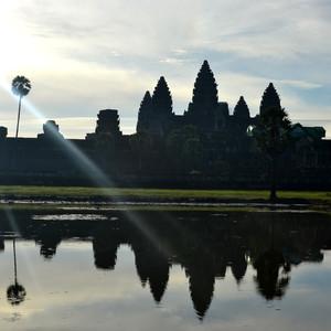 Ангкор — моя мечта со школьных лет