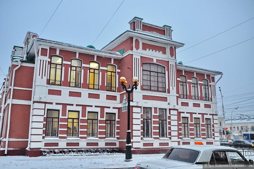 16. Административные здания недалеко от набережной. Отличное место для прогулок.