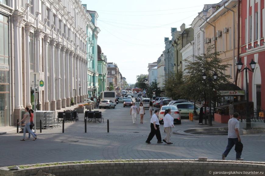 Улица Мусы Джалиля.