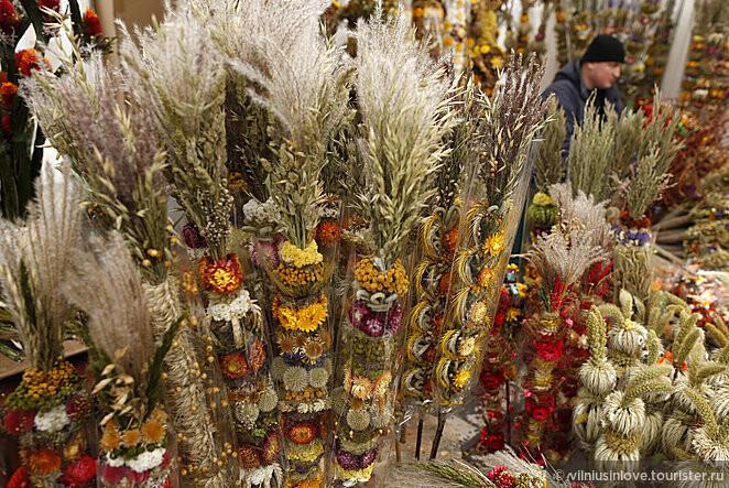 Ярмарка Казимира – самая большая, старая и важная ярмарка в Вильнюсе