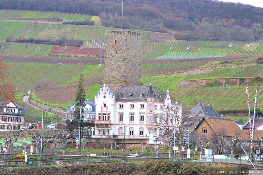 Замок Бозенбург.
