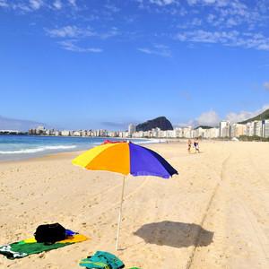 Рио-де-Жанейро, - это хрустальная мечта.
