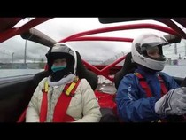 По трассе формулы 1 на Mazda mx5, 07:01