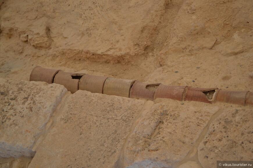Керамические трубы.