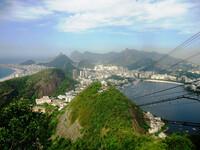 Район Сахарной Головы в Рио.
