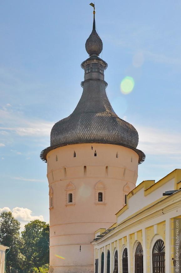 07. Красивейшие башни кремля.