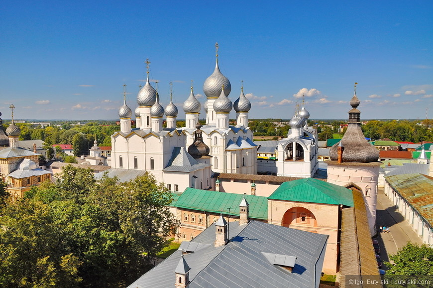 27. Оттуда открываются потрясающие виды на кремль.