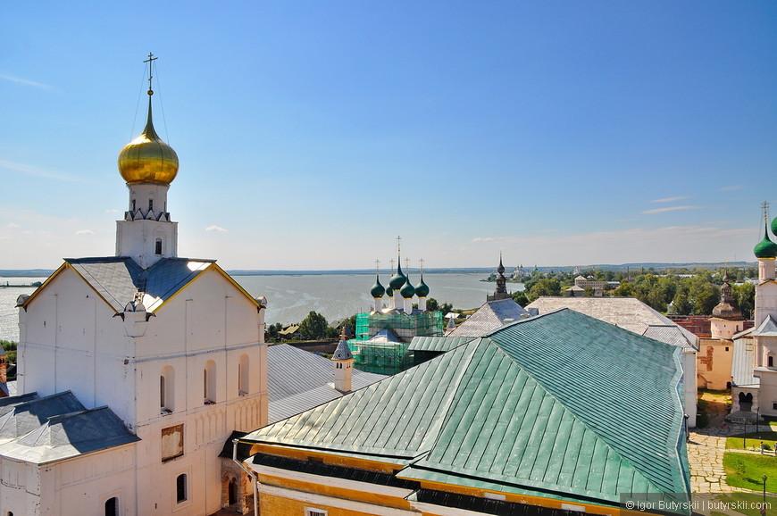 28. Чем выше фотограф тем лучше ракурс, дельное правило для съемки в России.