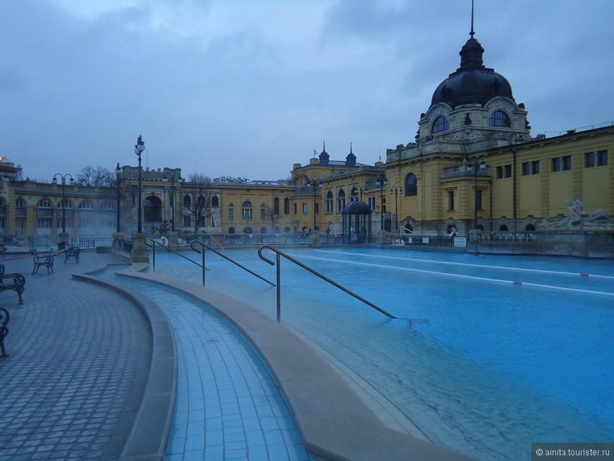 Центральный бассейн.