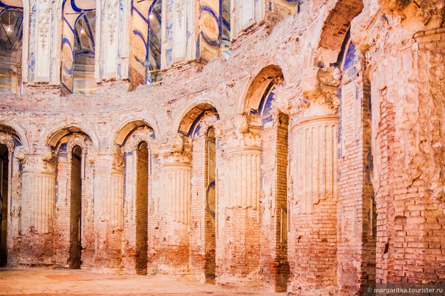 удручающее состояние монастыря долгие годы лежало камнем на сердцах всех, кто радеет о сохранении культурного наследия