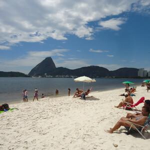 Район Фламенго и Лапы в Рио